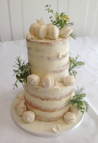 Stunning Wedding Cakes in Loughborough