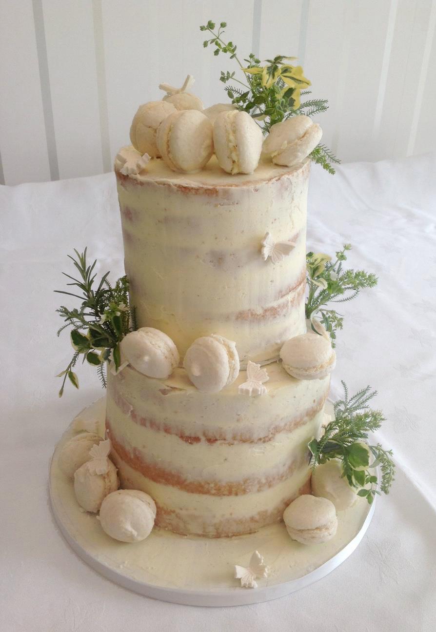 Royal Raspberry Cake By Taste Of Home